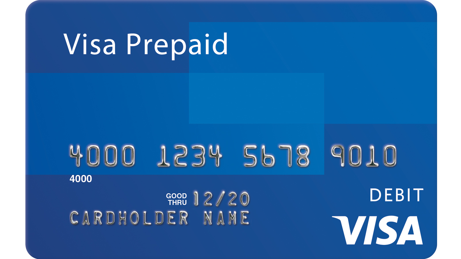 how to get prepaid visa card