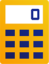 exchange rate calculator icon
