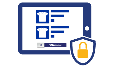 visa checkout security feature