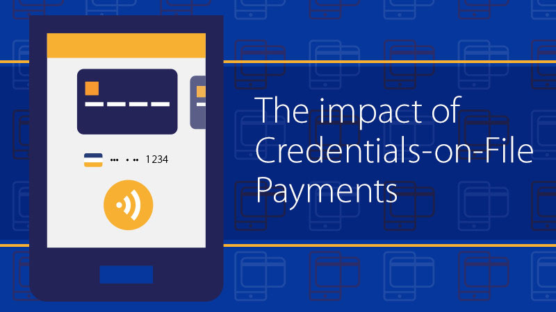 credential on file payments