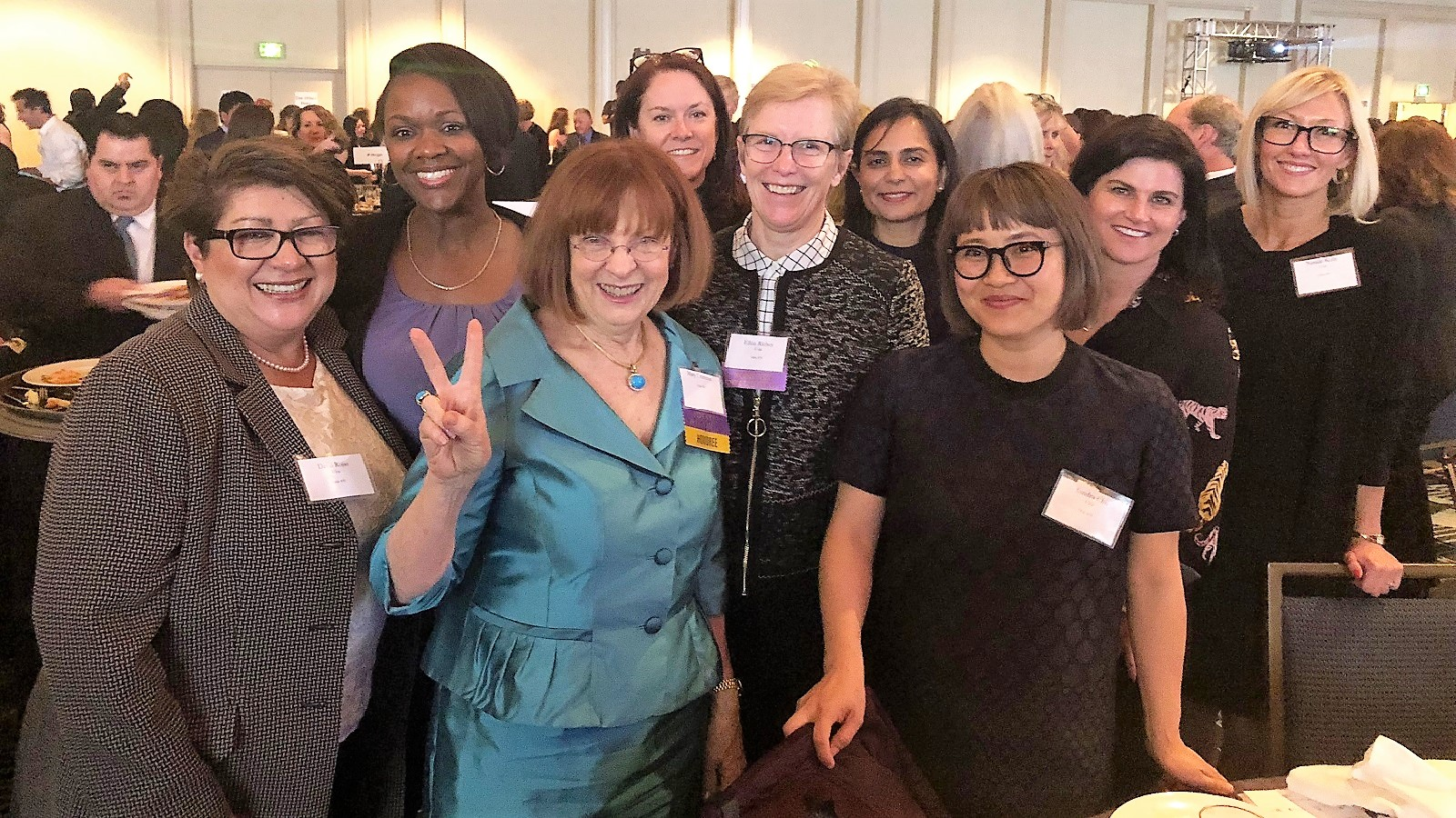 Visa Women Honored as Bay Area's Most Influential Women in Business 2018