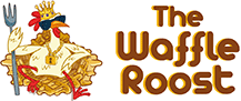 The Waffle Roost Logo