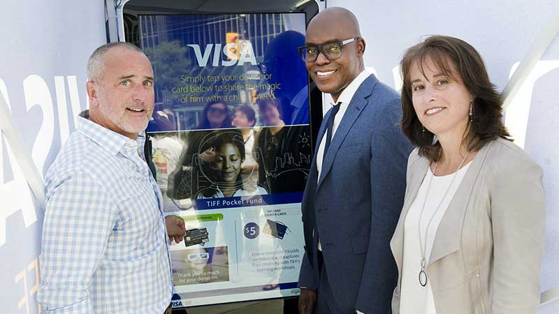 Tiff Visa Innovation