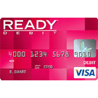 READYDebit Visa® Prepaid Card