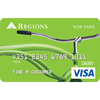 Regions Now Card℠