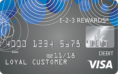 Get a prepaid card visa 1 2 3 rewards prepaid visa card reheart Gallery