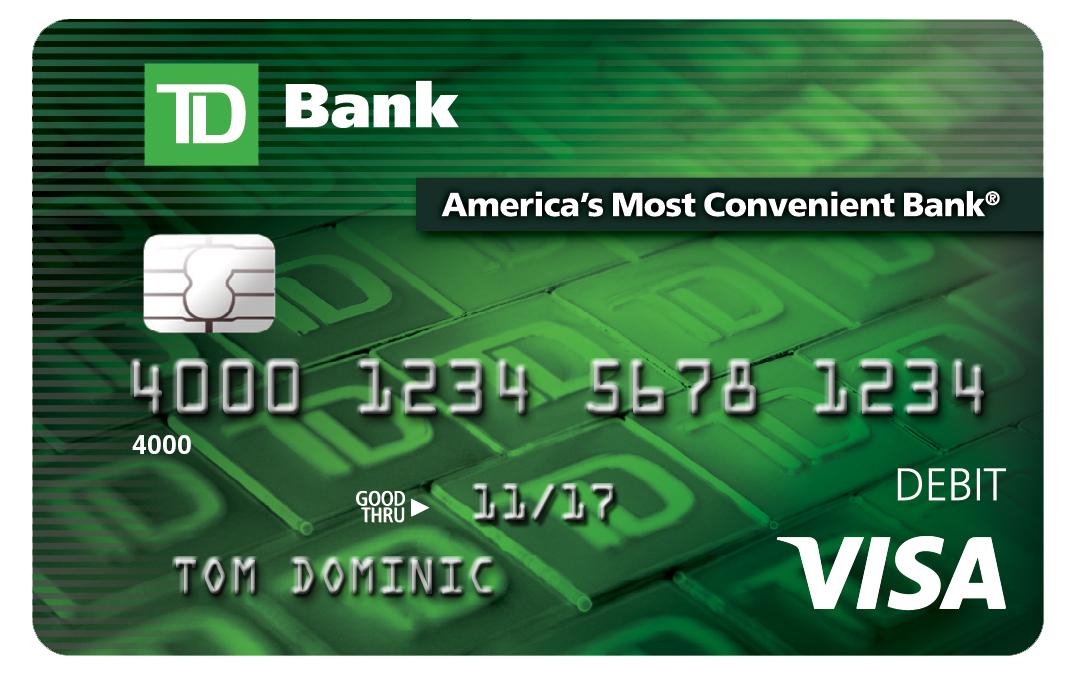 Td bank visa coupons / Free food coupons mailed to me
