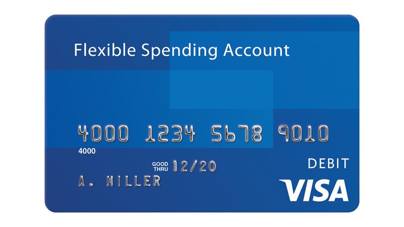 Health Cards | Healthcare HSA, FSA or HRA Cards | Visa