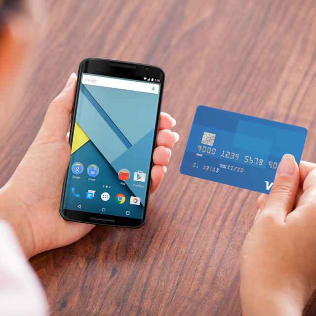 Google Pay | Credit and Debit Card Payment App | Visa