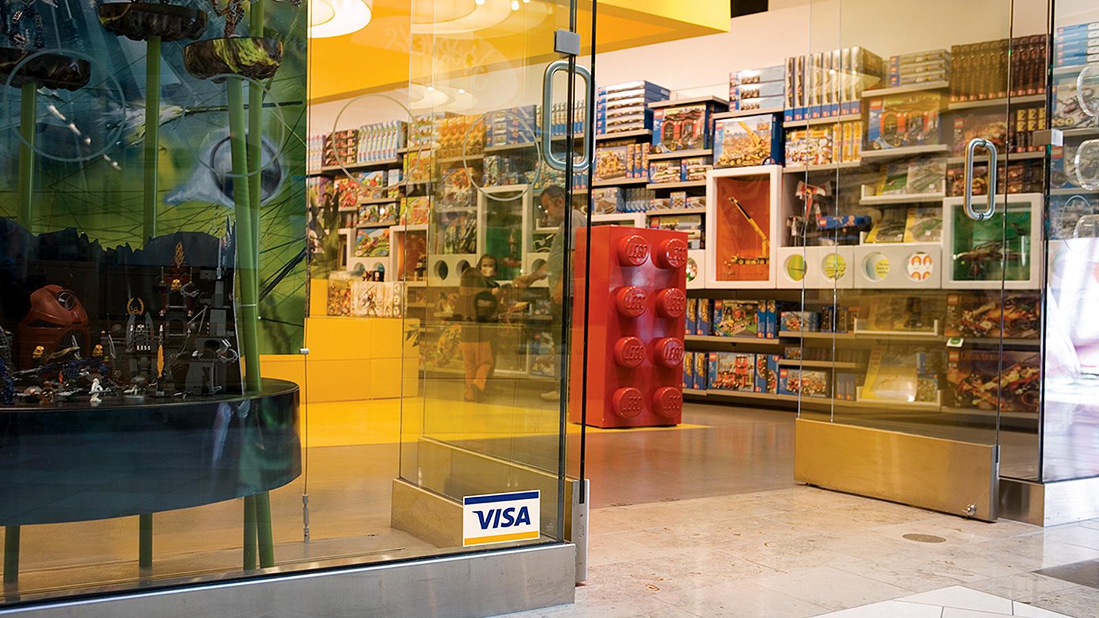 Visa Awarded #2 Spot | Visa