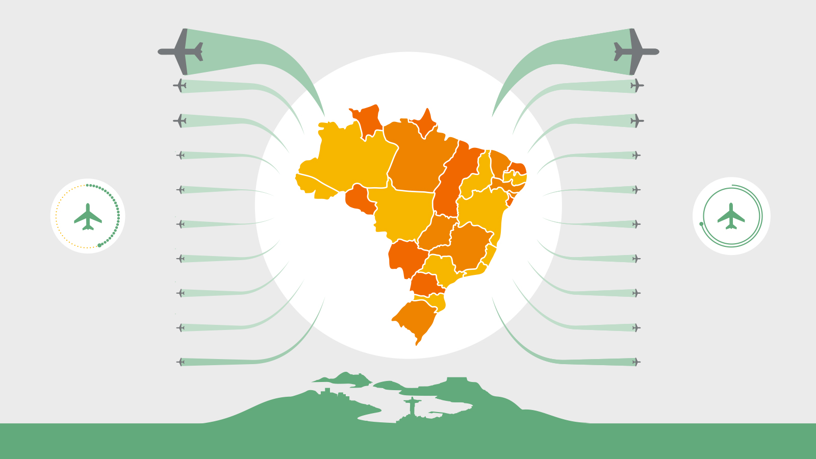 Brazil by the numbers