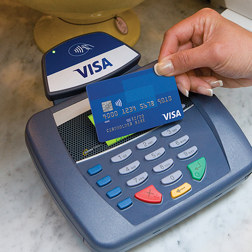 how to tap to pay with visa