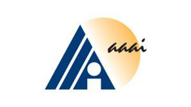 Association for the Advancement of Artificial Intelligence (AAAI) Conference logo.
