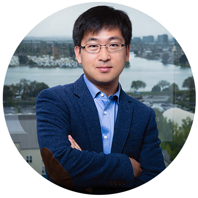 Hao Yang, VP of Data Analytics Research