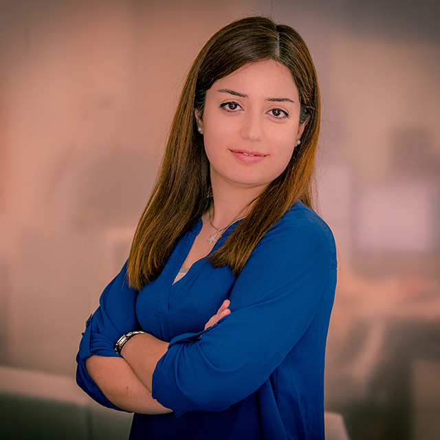 Maryam Moosaei, Visa Research team