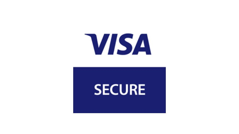 Illustration of Visa secure.