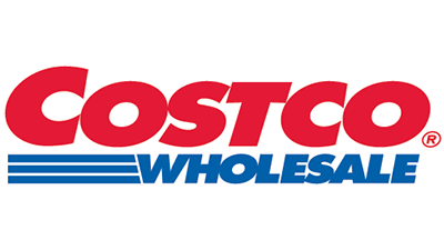 Costco Wholesale logo.