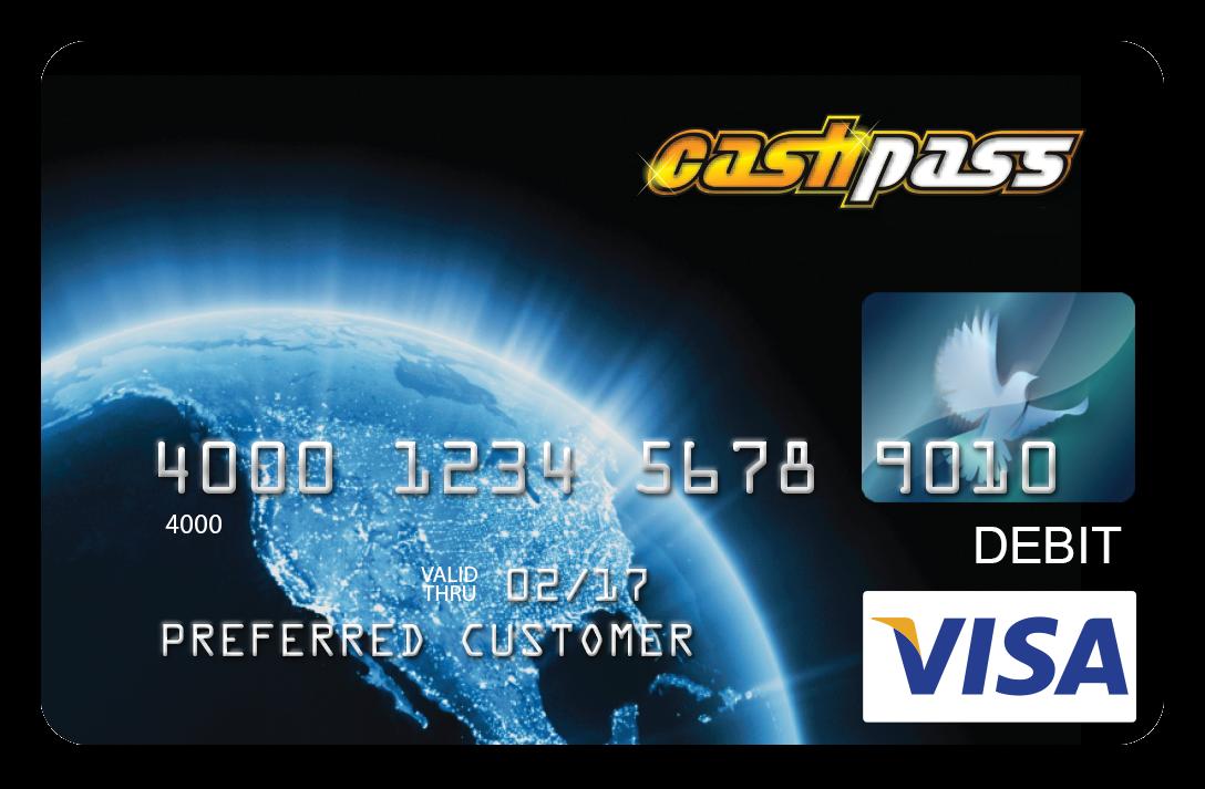 Prepaid Cards | No Fees | Visa