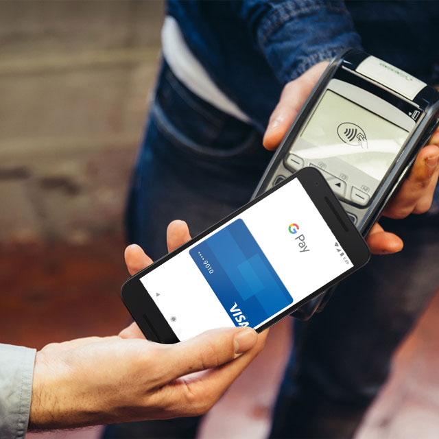 Google Pay | Issuers | Visa