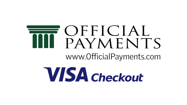 Official Payments logo for Visa Checkout