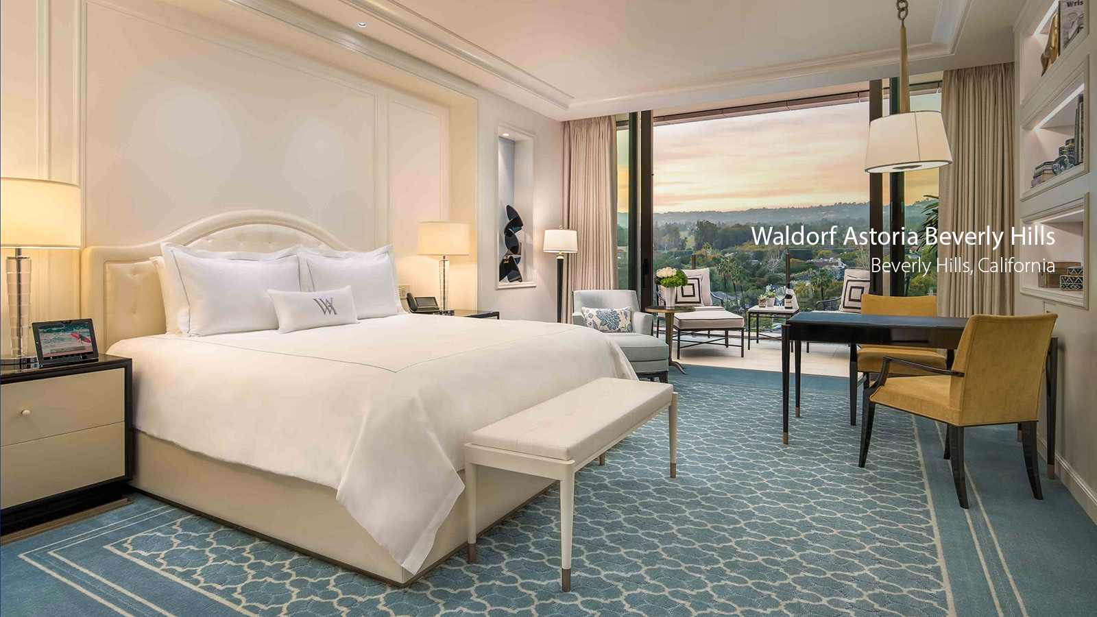 Waldorf Astoria in Beverly Hills