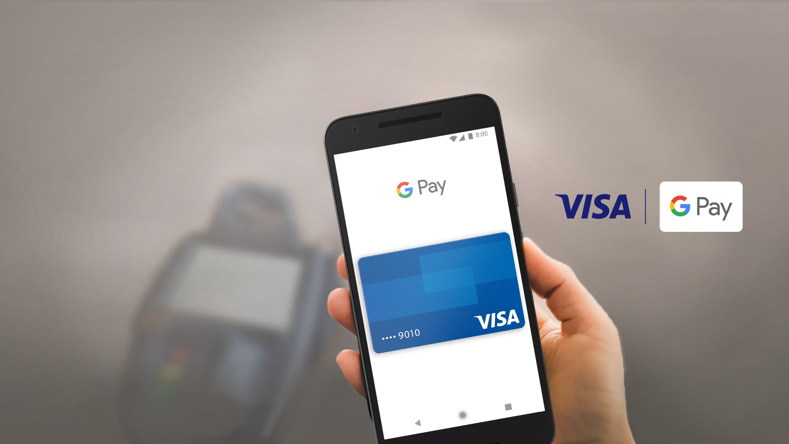 Google Pay | Accept Digital Payments for Merchants | Visa