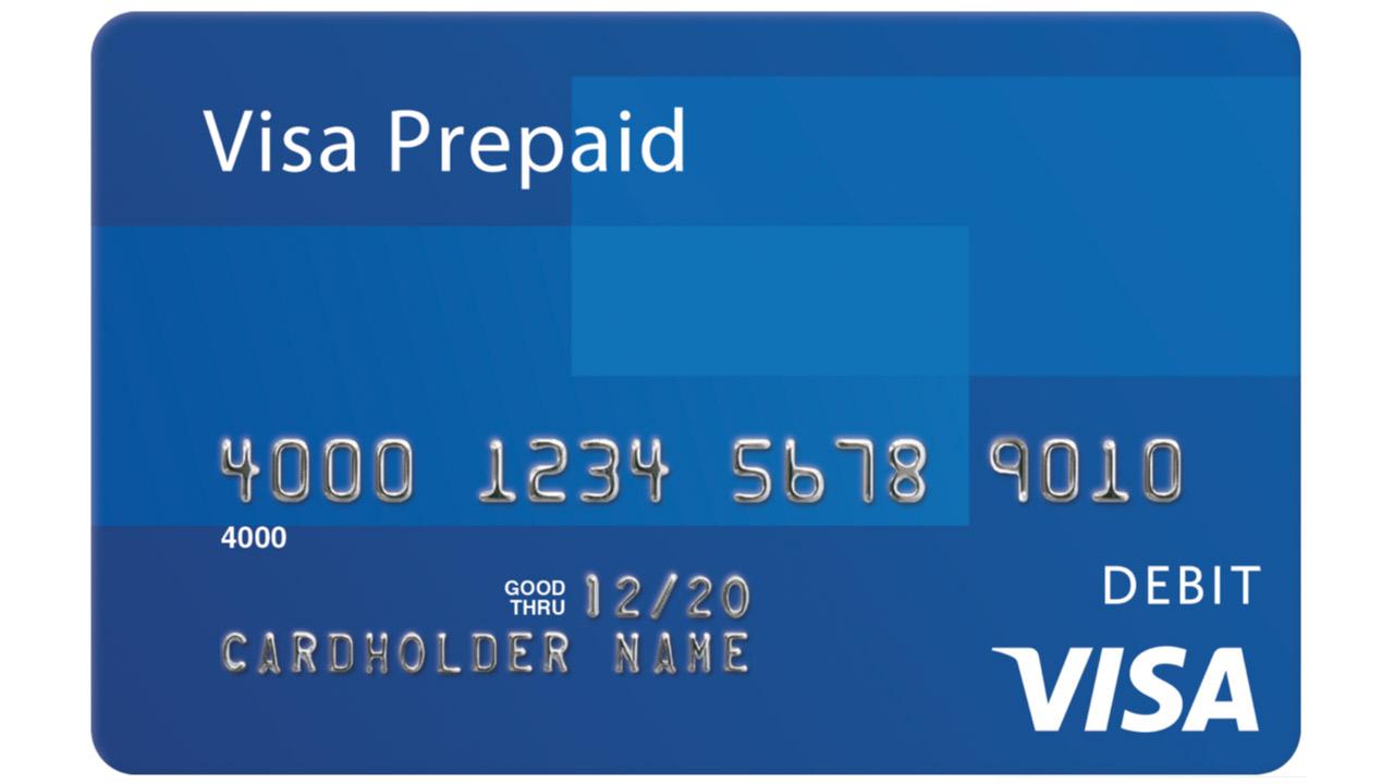 Prepaid Visa Card >> Prepaid Cards Visa