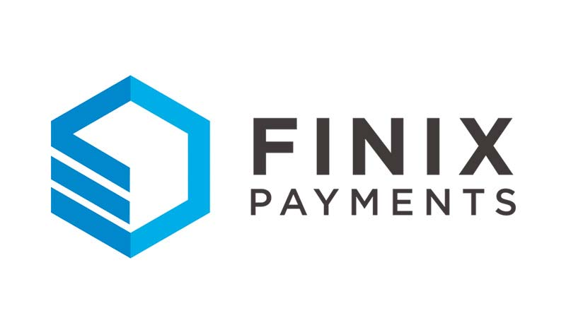 Finix payments logo.