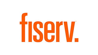 The Fiserv logo.