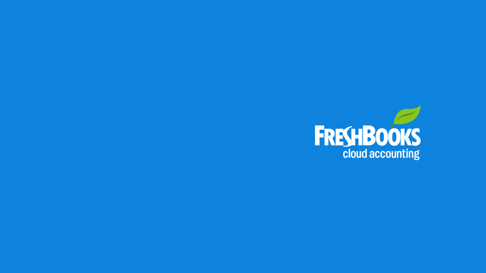 FreshBooks Cloud Accounting logo.