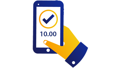 phone rebate icon