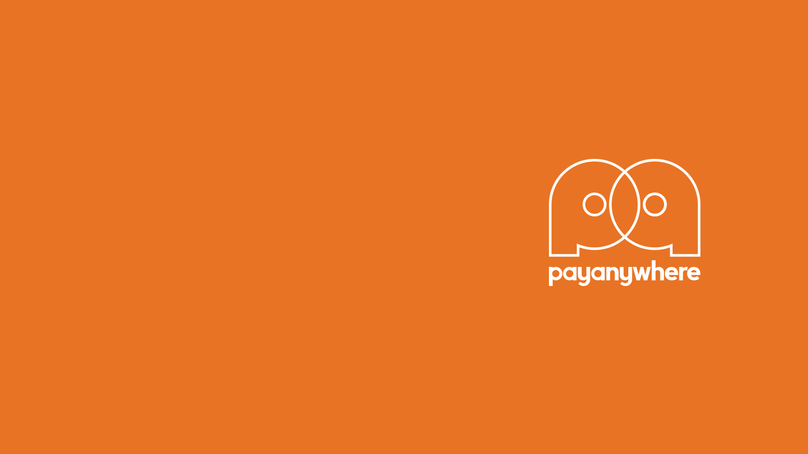 Payanywhere logo with the phrase payanywhere.