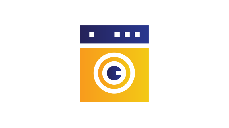Illustration: laundry machine.