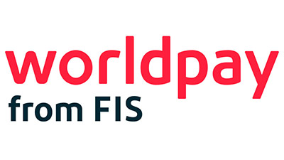 The Worldpay logo.