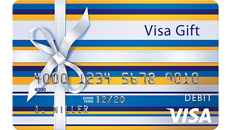 Register visa gift card for online purchases