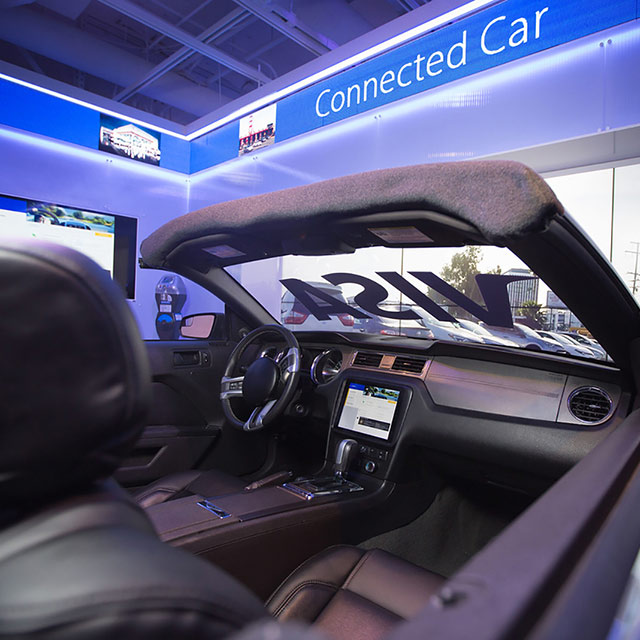 sf innovation center connected car