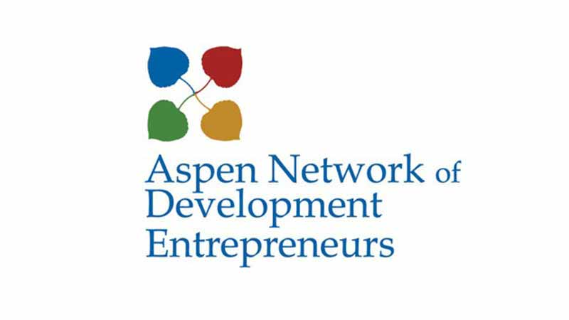 Aspen Institute's Aspen Network of Development Entrepreneurs (ANDE) logo