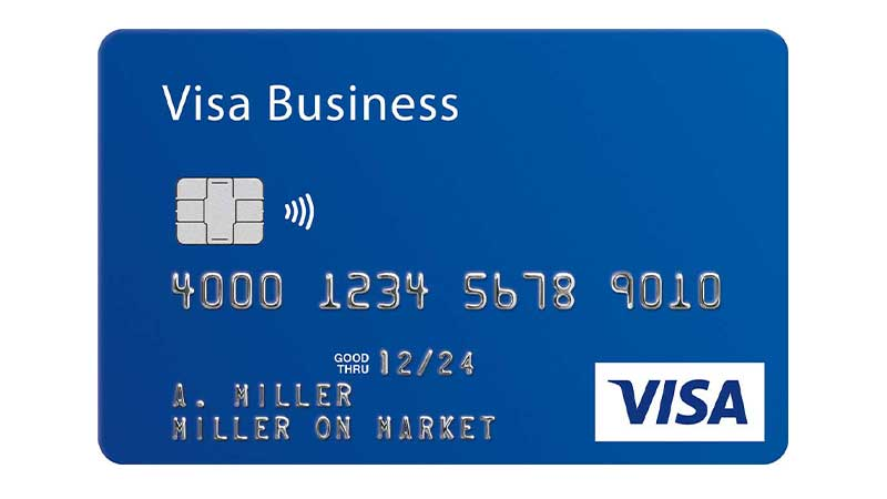 small business credit cards  visa