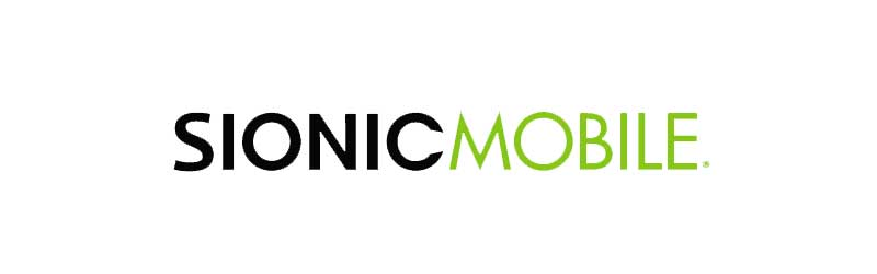 Sionic Mobile logo.