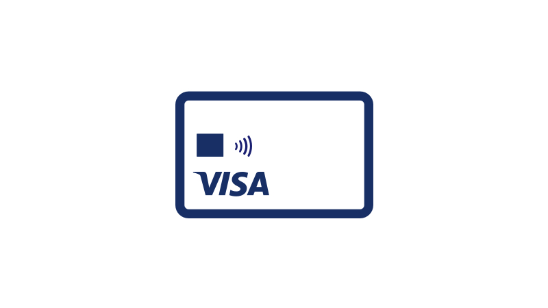 contactless card icon