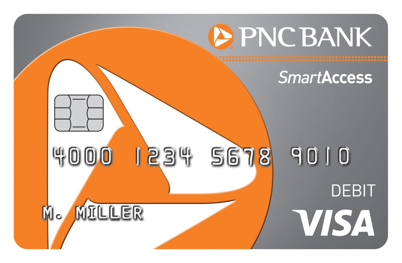 pnc secured credit card