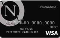 NexsCard Prepaid Visa
