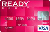READY Debit Visa® Prepaid Card