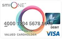 smiONE™ Visa® Prepaid Card