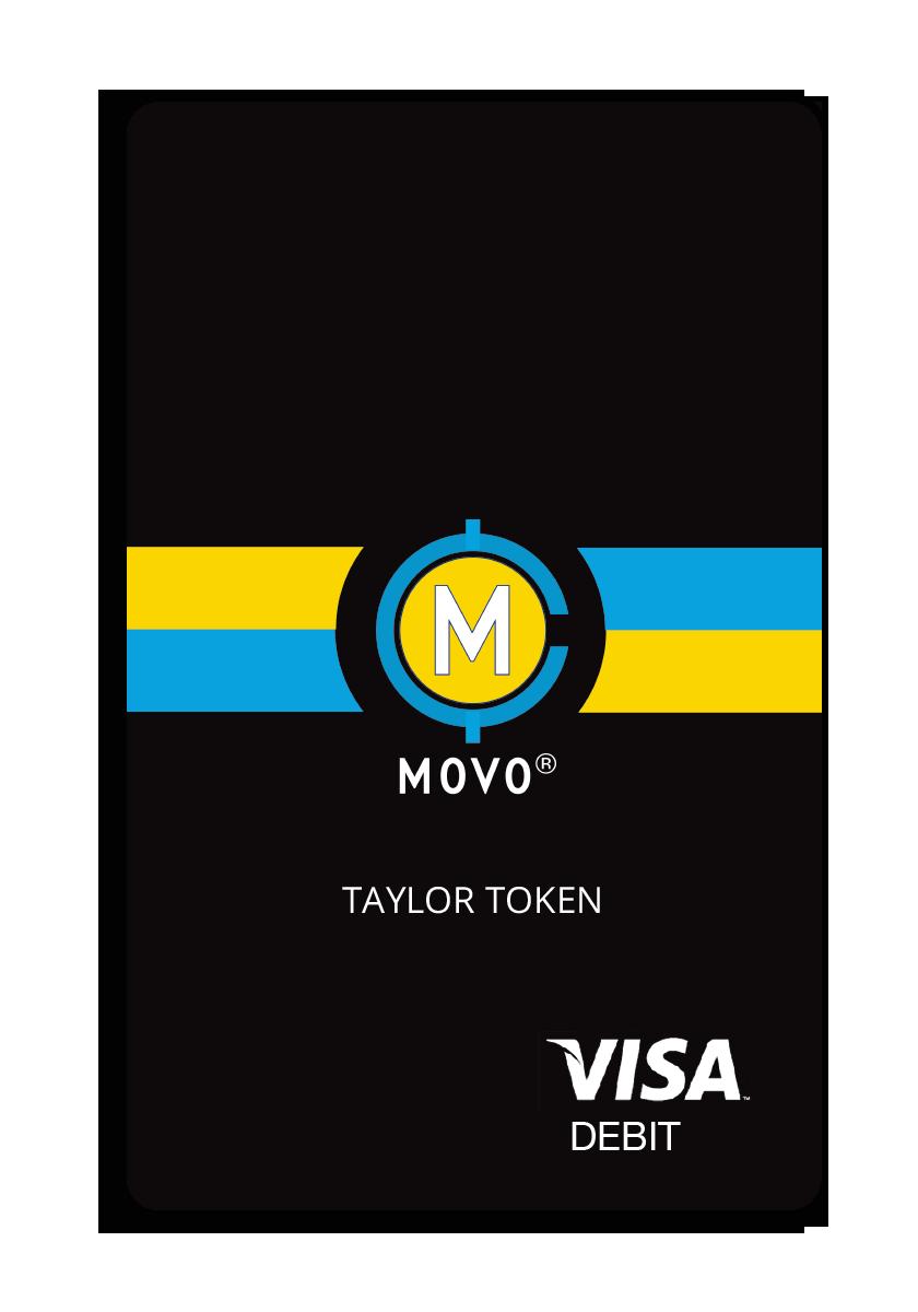 MOVO® Digital Prepaid Visa® Card