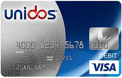 Unidos Visa® Prepaid Card